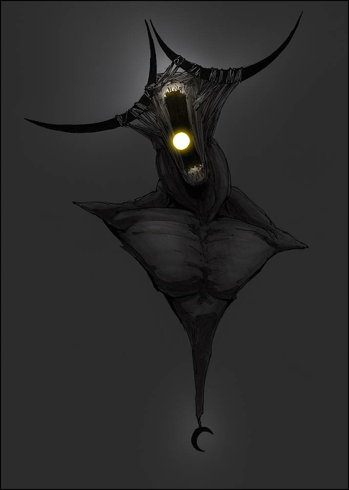Erebus. The one who devours light by hypnothalamus