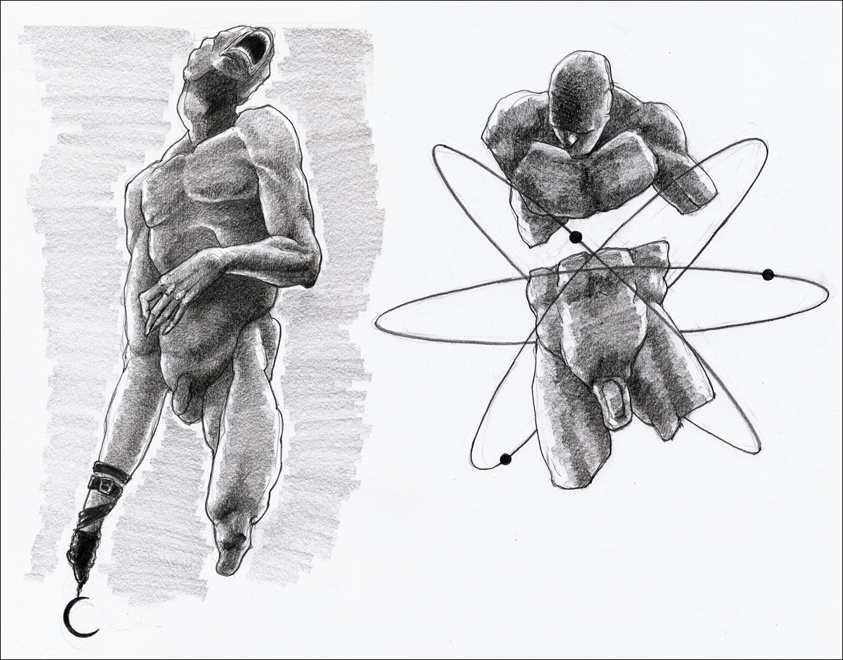 Nox aequinoctiun. Atomos by NegativeFeedback