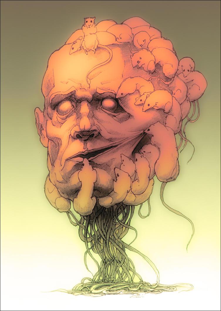 Abyss by hypnothalamus