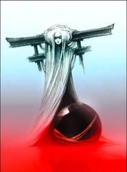 Torii. Nippon. Rise of the Black Sun by hypnothalamus