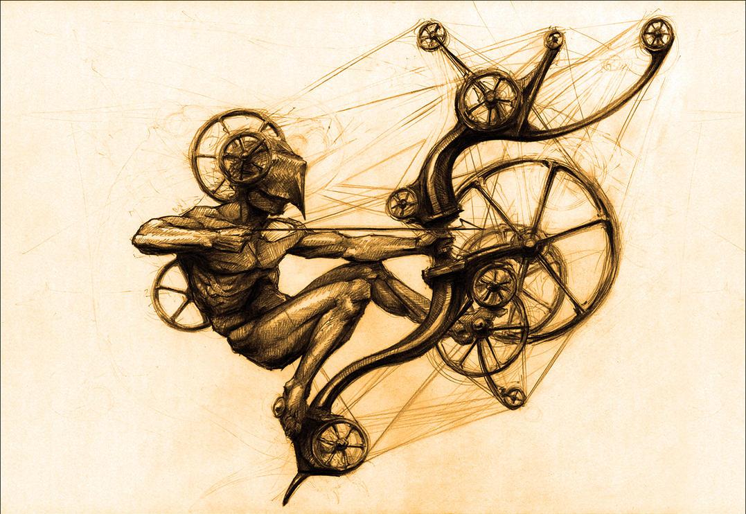 Sagittarius by hypnothalamus