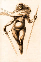 Ishtar. War by hypnothalamus