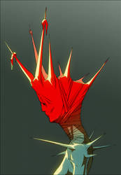 Ishtar. The war attribute by hypnothalamus