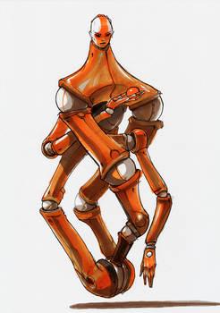L'Eve future. TechnoCore's first anomaly