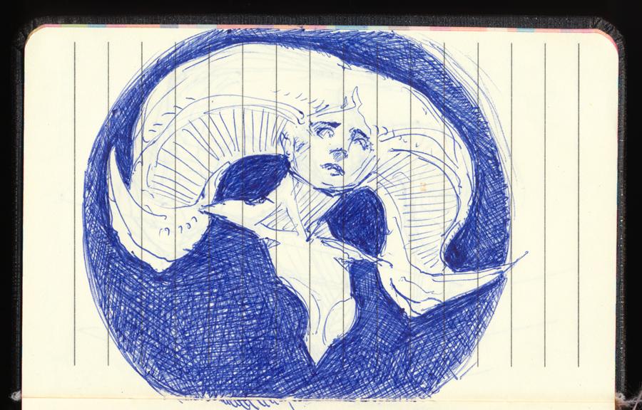 Daemon by hypnothalamus