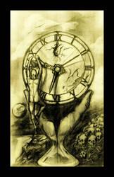 Time Eccentric - V by hypnothalamus