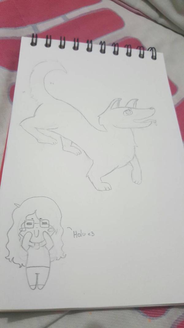 Bubu, el perro (?) by karlita011