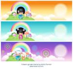 Kokeshi Igoogle Theme