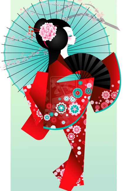 Origami Doll 3 By Minercia On Deviantart
