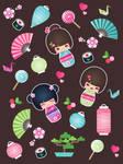kokeshi Cuties