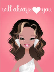 Will Always Love you by minercia