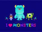 I love Monsters!