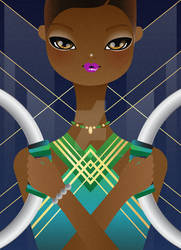 Nakia By Lupita Nyong'o