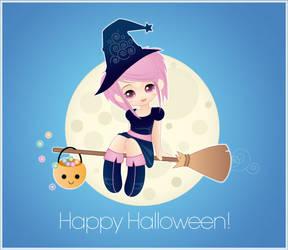 Happy Halloween by minercia