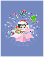 Christmas in a Box by minercia