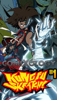 KUNG FU SKRATCH! is at COMIXOLOGY!
