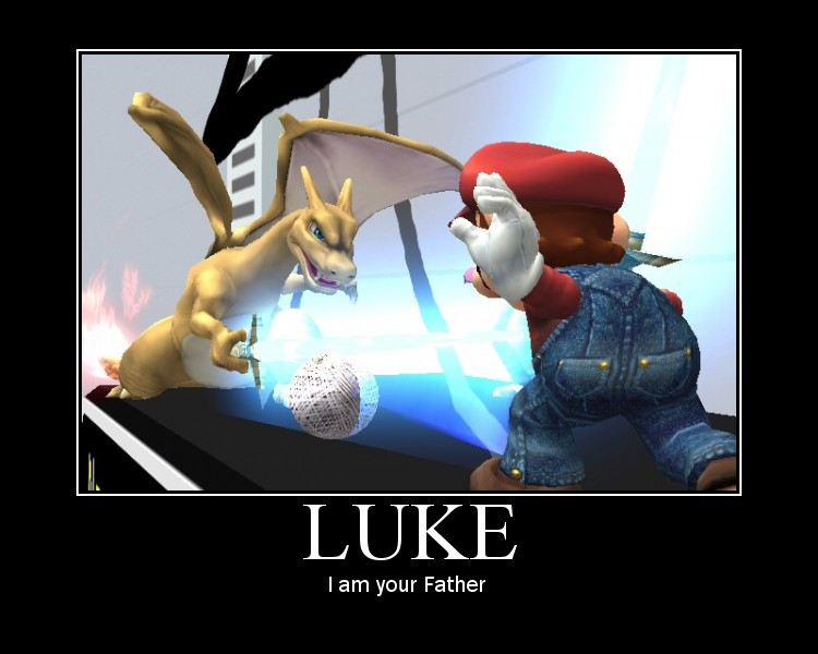 Luke Motivational by Dragoshi1