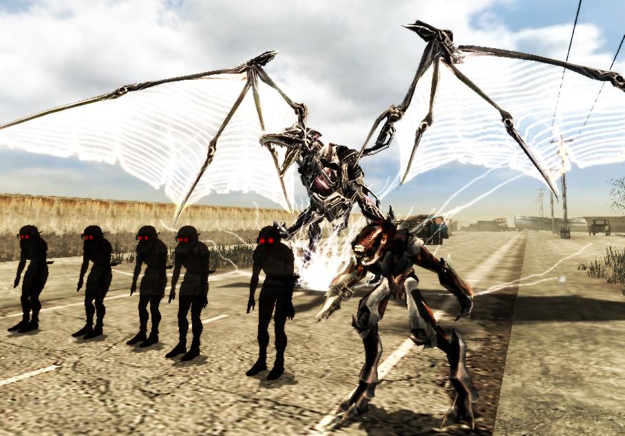 Omega Ridley's Squad by Dragoshi1