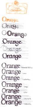 Branding - Orange Marmalade