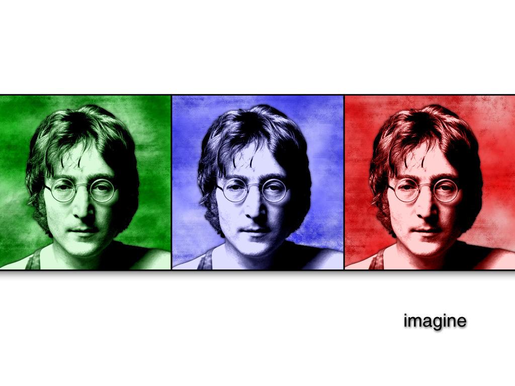 John Lennon Imagine Wallpaper By Cunfyoosion