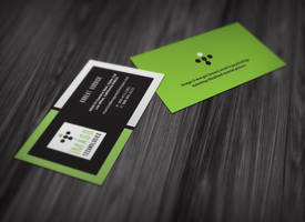 Imago Logo and Business Card by aibrean