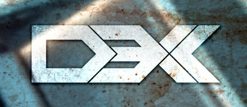 D3XX Logo Design