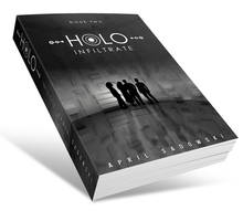 Holo - Infiltrate - Book Cover