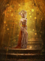 Queen of Autumn by aibrean