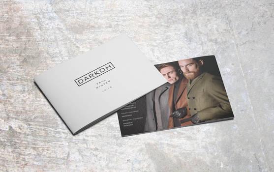 DARKOH - NYFW - Lookbook for Fall/Winter 2014/2015