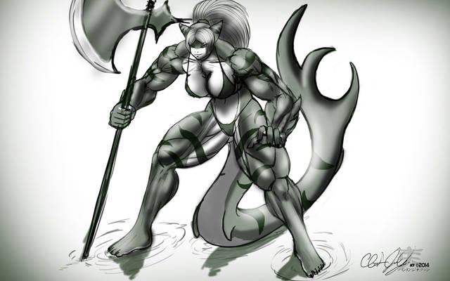 Xenia Battle Stance