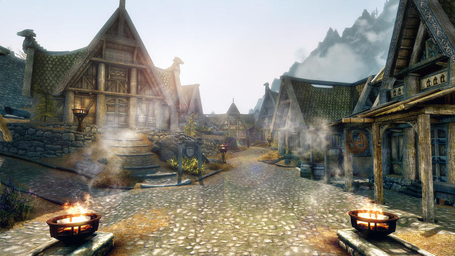Whiterun by Reiner-zu-Fall