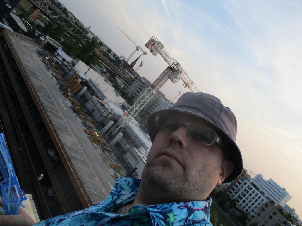 Gleisdreieck Selfy by tilianus