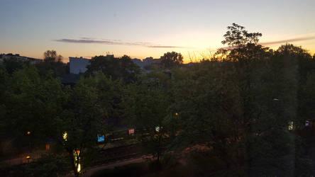 Gesundbrunnen Sunrise