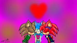 Love is in bloom by Stellathehedgehog1