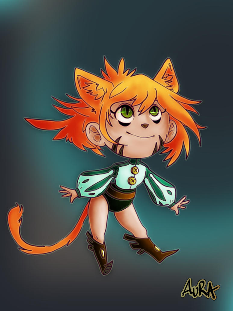 Miau by Auramiyonautica