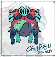 Cauldron (fan art)