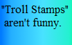 Troll Stamps 1 (Read Desc.) by Griffonmender
