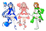 [Request] BoingBoing Precure by RedvelvetPierrot