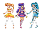 [Request] Celestial Pretty Cure! by sekaiichihappy