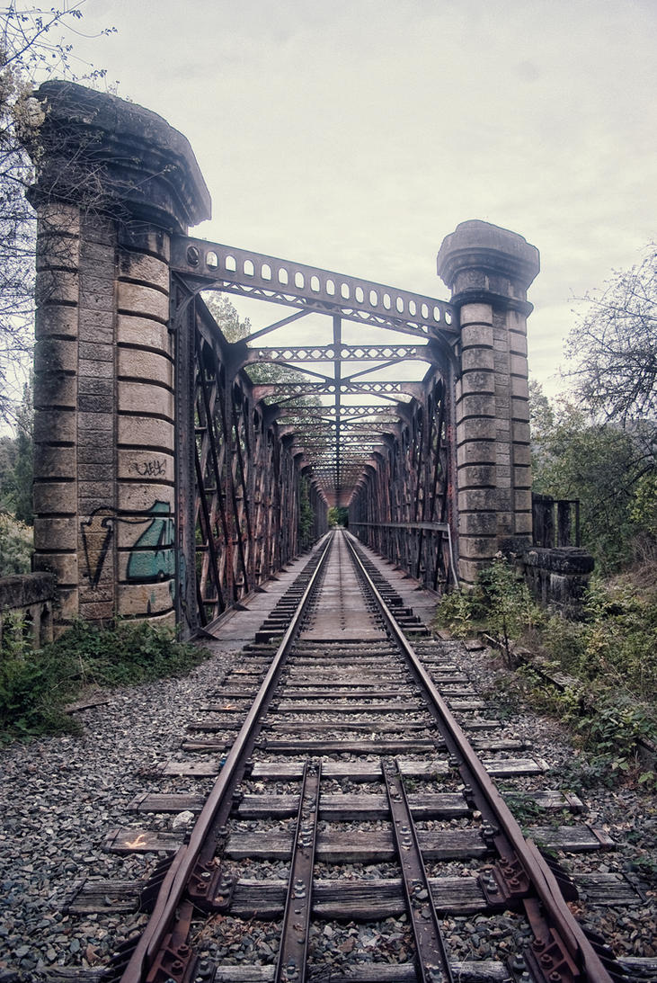 French rail road by Anupthra