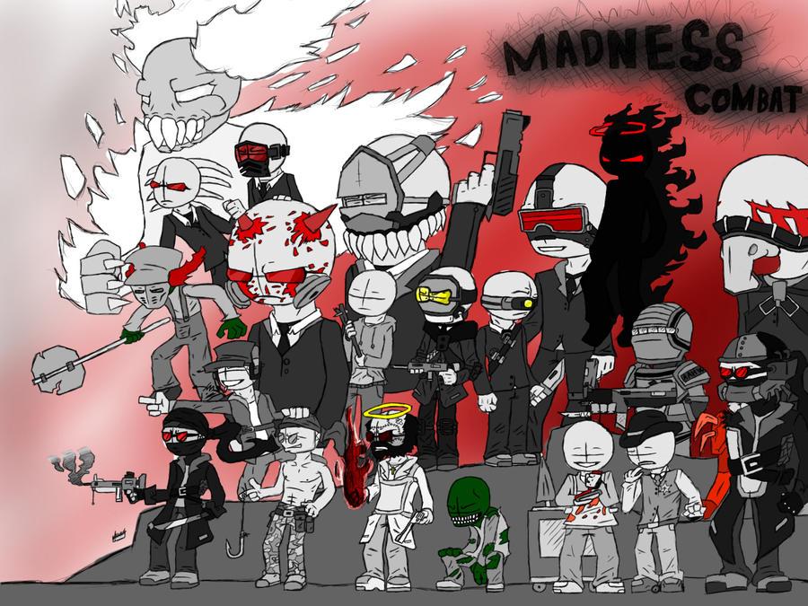 Madness project nexus gameplay 8 (2017)