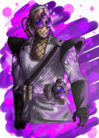 Yuri (Epsilon) - Initiate by einhajar12