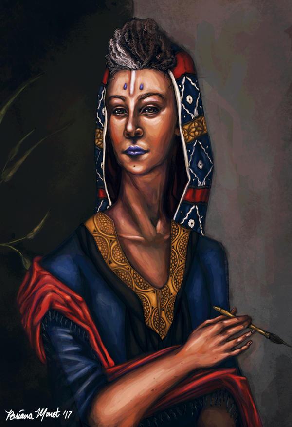Mare Chabine Famsendor