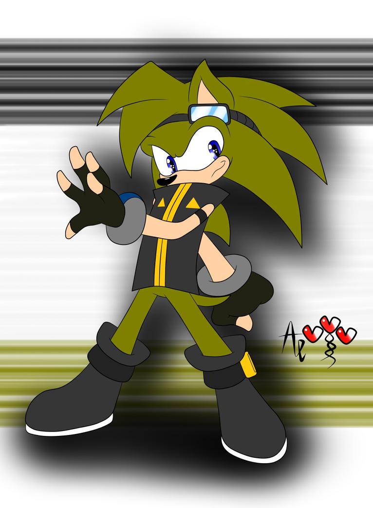 Zachary The Hedgehog PC - Zach the H...
