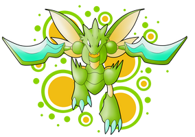 Pokeddexy Day 1  Fav Bug Type by AR-ameth