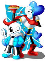 :Collab: Skele Bros