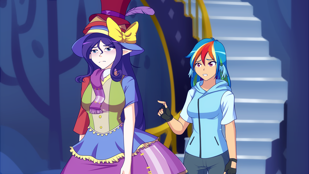 stress couture pic of the week mlps7e14 by jonfawkes on