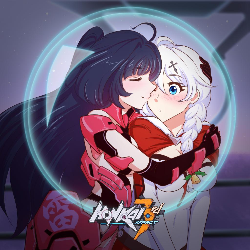 Winter Love (Honkai Impact 3 Crystal Ball Contest) by JonFawkes