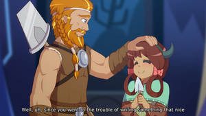 The Student becomes the Teacher (MLPS8E21) by JonFawkes