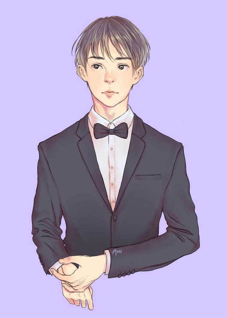 Suit by Aniitsu